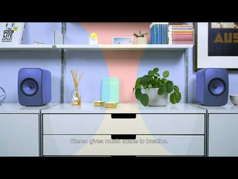 KEF LSX Wireless Music System (EN)