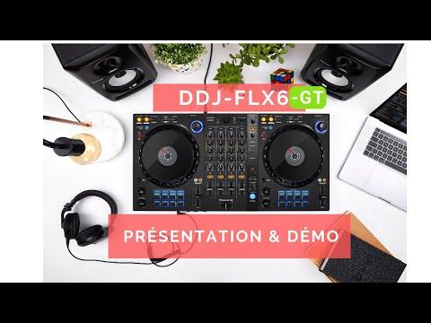 Présentation et démonstration du contrôleur DDJ-FLX6 !