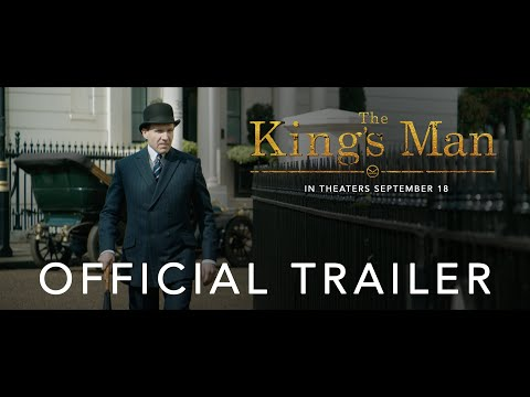 The King's Man | Official Trailer | 20th Century Studios