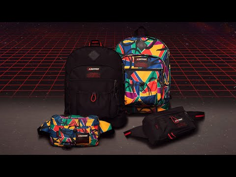 Eastpak x Stranger Things | The Upside Down Designs