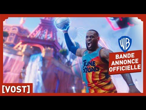 Space Jam : Nouvelle Ère - Bande-Annonce Officielle (VOST) - LeBron James