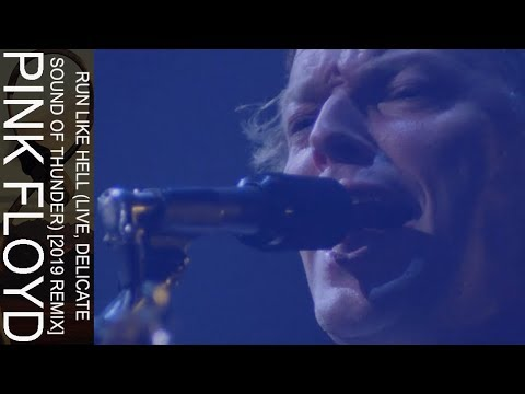 Pink Floyd - Run Like Hell (Live, Delicate Sound Of Thunder) [2019 Remix]
