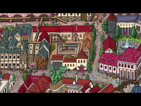 Labyrinth City: Pierre the Maze Detective — Disponible sur PC prochainement