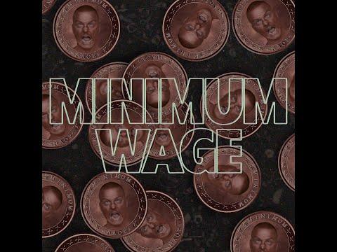 Glints - Minimum Wage (€0,05 Budget Video)