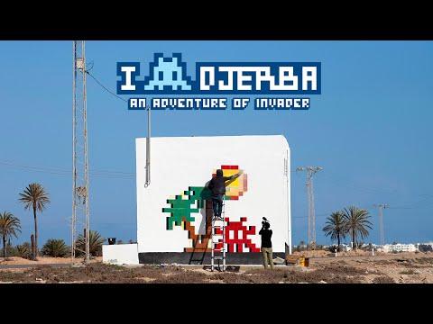I INVADE DJERBA (An adventure of Invader)