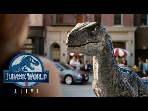 Jurassic World Alive | Official Trailer