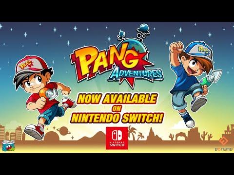 Pang Adventures - Nintendo Switch Release Trailer