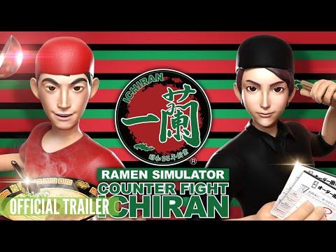 Counter Fight: ICHIRAN (Tricol) - PC VR, Quest