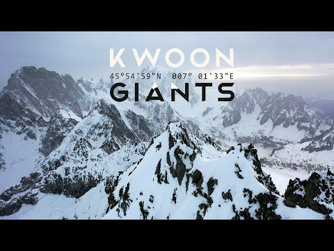 KWOON - LIVE SOLO (GIANTS) @ MONT BLANC / AIGUILLE DU TRIOLET (3900m)/ FRANCE (ALPS)
