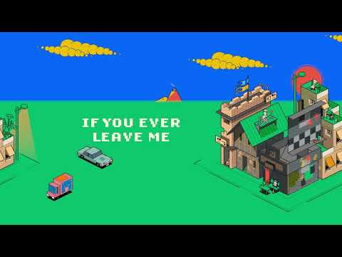 The Wombats – If You Ever Leave, I'm Coming With You (Official Lyric Video)