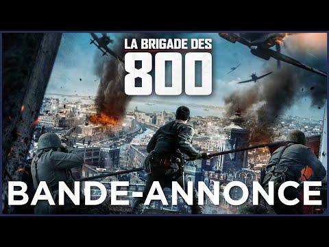LA BRIGADE DES 800 - Bande-annonce officielle VOST