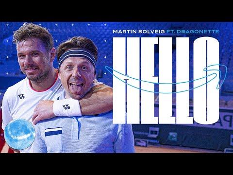 Hello (Sessions de Soirée) - Martin Solveig vs Stan Wawrinka - CLIP OFFICIEL | Prime Video