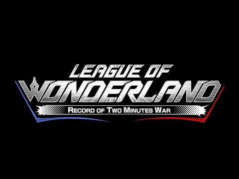 League of Wonderland | Announcement trailer (English)