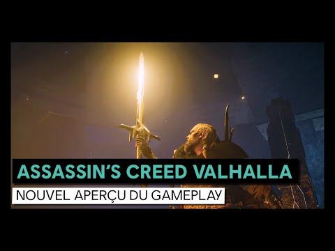 Assassin's Creed Valhalla : Nouvel Aperçu du Gameplay [OFFICIEL] VOSTFR