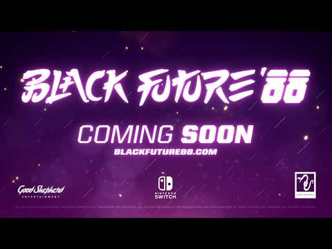 Black Future '88 - Endless Night Switch Trailer