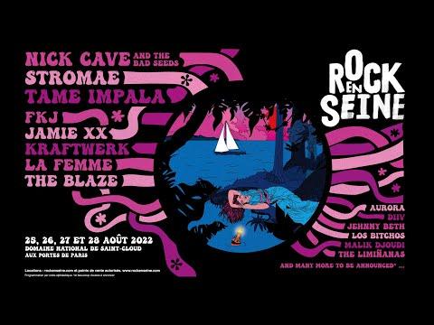 Rock en Seine 2022 - Les premiers noms !