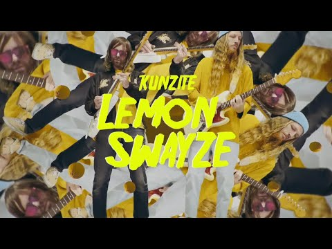 KUNZITE - LEMON SWAYZE (Official Video)