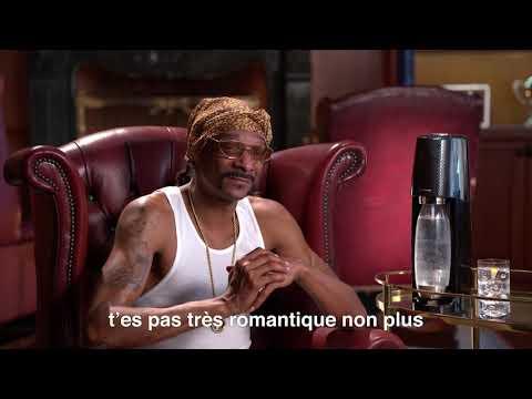 SodaStream x Snoop Dogg : pour la St Valentin, chouchoutez la planète. Pas besoin d'être romantique!