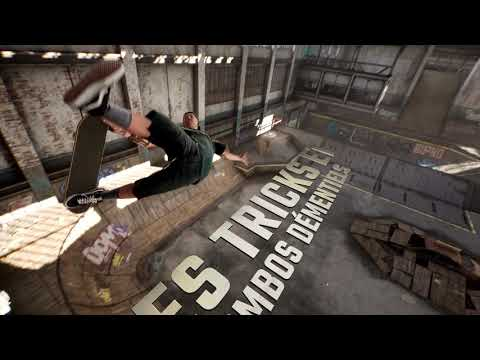 Tony Hawk's™ Pro Skater™ 1 and 2 Announcement Trailer FR