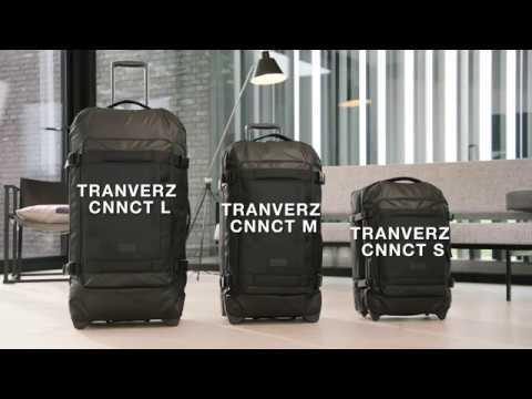 Eastpak Product Movies Tranverz CNNCT FR