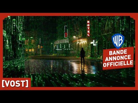Matrix Resurrections – Bande-Annonce Officielle 1 (VOST) - Keanu Reeves