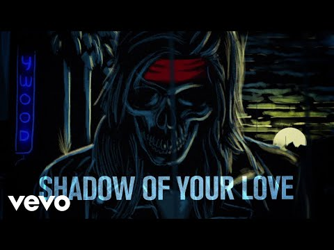 Guns N' Roses - Shadow Of Your Love (Lyric Video)