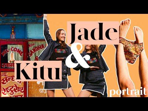 Portrait : Jade x Kitu, la mode éthique qu'on attendait.