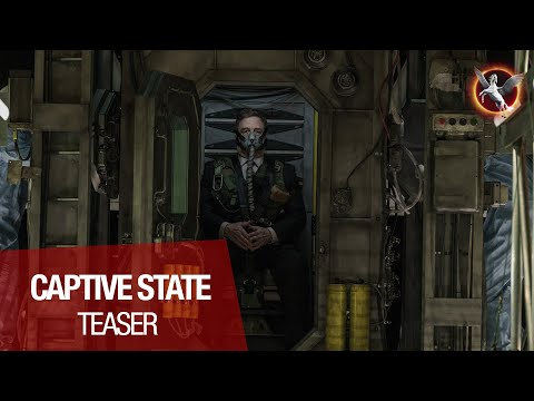 "CAPTIVE STATE (John Goodman, Vera Farmiga) - Teaser ""Résistance"" VOST"