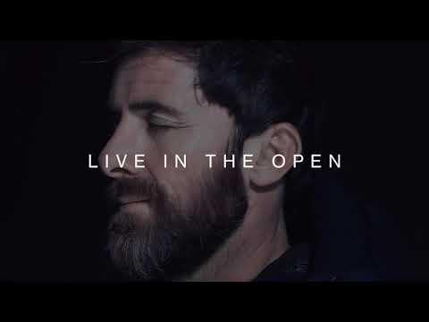 Live In The Open: Aldo Kane