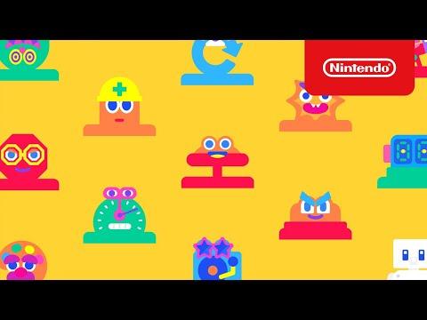 Découvrez L'atelier du jeu vidéo sur Nintendo Switch!