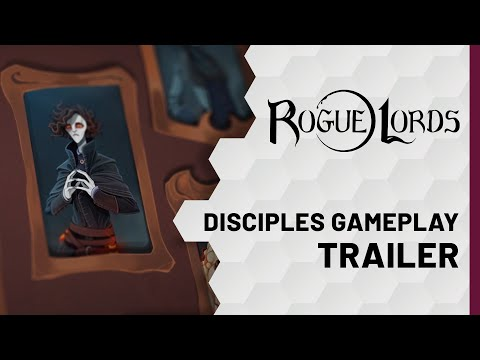 Rogue Lords | Gameplay des Disciples