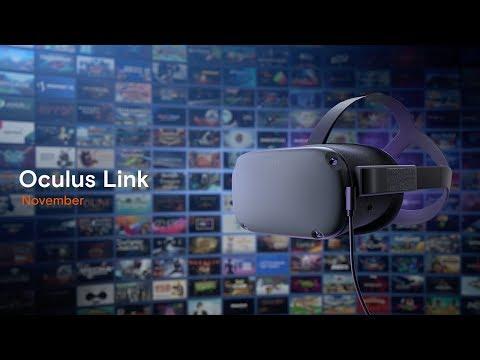 Oculus Link | Oculus Connect 6
