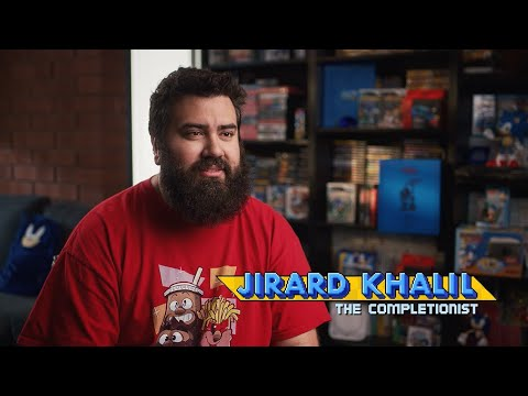 """Sonic Rings Series - Jirard """"The Completionist"""" Khalil"""