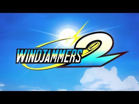 Windjammers 2 - Gameplay Reveal Trailer (alpha footage)