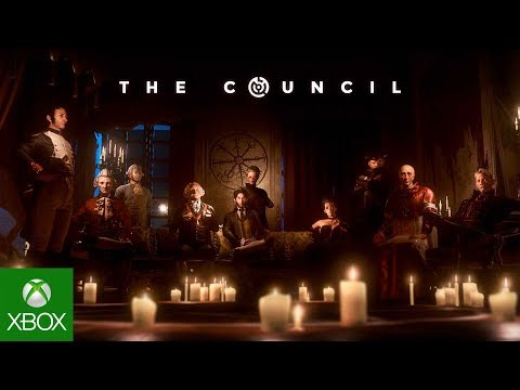 The Council - Rethinking Narrative Adventure