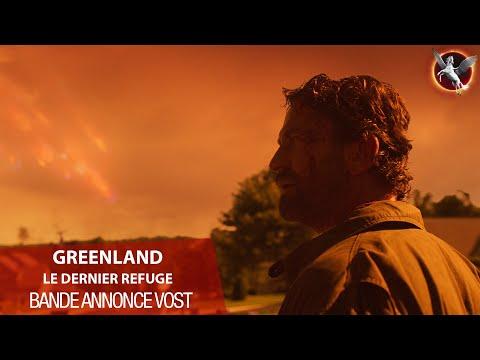 GREENLAND LE DERNIER REFUGE - LE 05 DECEMBRE EN STEELBOOK, DVD ET VOD ! BANDE ANNONCE VOST