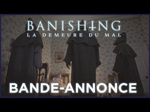 BANISHING : LA DEMEURE DU MAL - Bande-annonce officielle VOST