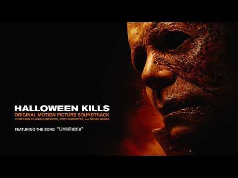 John Carpenter, Cody Carpenter and Daniel Davies - Unkillable (Official Audio) Halloween Kills OST