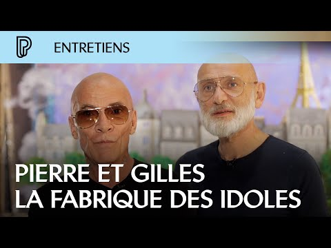 Pierre et Gilles : exposition La Fabrique des idoles | Interview