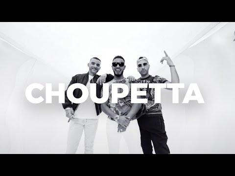HMZ - Choupetta feat. Heuss L'Enfoiré & Sofiane - ART DE RUE (Clip Officiel)