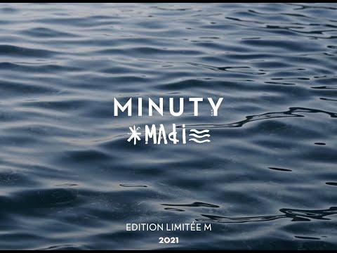 Minuty M de Madi - Limited Edition 2021 par Malherbe Paris