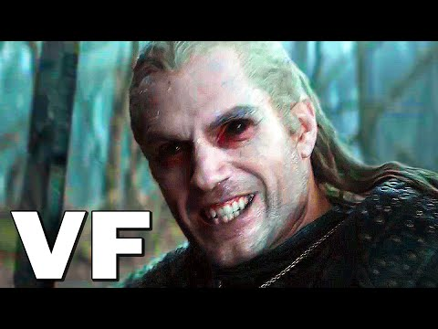 THE WITCHER Bande Annonce VF (2019) NOUVELLE, Henry Cavill